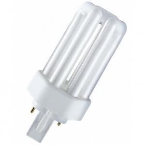 Лампа Osram Dulux T Plus 18W/31-830 GX24d-2 тепло-белая