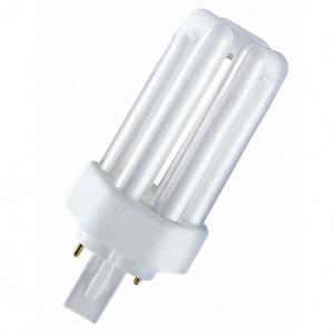 Лампа Osram Dulux T Plus 26W/31-830 GX24d-3 тепло-белая