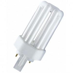 Лампа Osram Dulux T Plus 26W/21-840 GX24d-3 холодно-белая