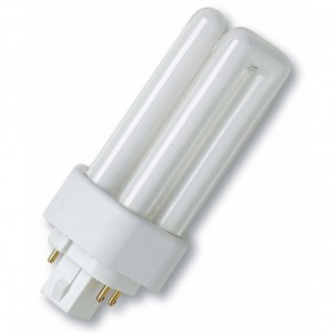 Лампа Osram Dulux T/E Plus 13W/21-840 GX24q-1 холодно-белая