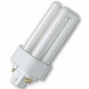 Лампа Osram Dulux T/E Plus 18W/21-840 GX24q-2 холодно-белая