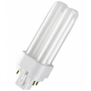 Лампа Osram Dulux D/E 13W/41-827 G24q-1 теплая