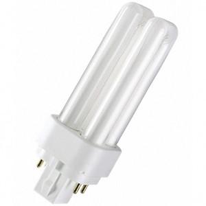 Лампа Osram Dulux D/E 13W/21-840 G24q-1 холодно-белая
