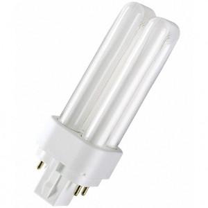 Лампа Osram Dulux D/E 18W/21-840 G24q-2 холодно-белая