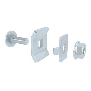 Крепежный комплект №1 для монтажа проволочного лотка