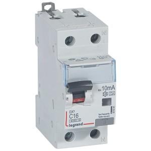 Дифавтомат Legrand DX3 АВДТ 1П+Н C16А 10MA тип A