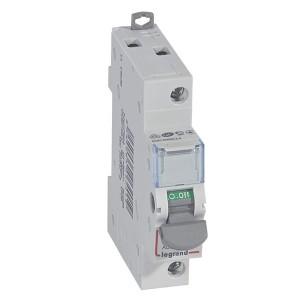 Выключатели-разъединители Legrand DX3-IS 1П 250 В~ 20А 1 модуль
