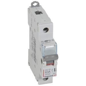 Выключатели-разъединители Legrand DX3-IS 1П 250 В~ 63А 1 модуль