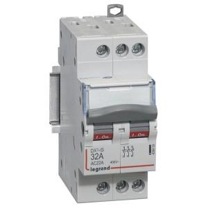 Выключатели-разъединители Legrand DX3-IS 2П 250 В~ 100А 2 модуля