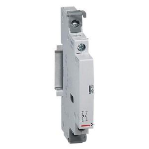 Вспомогательный контакт Legrand для импульсных реле и контакторов 16-25А CX3 5А 250V 1НО+1НЗ 0,5м