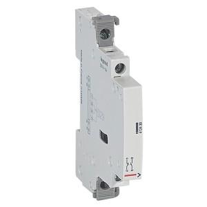 Вспомогательный контакт Legrand для контакторов 2 модуля 16-25 А CX3 5A 250V 1НО+1НЗ 0,5 модуля