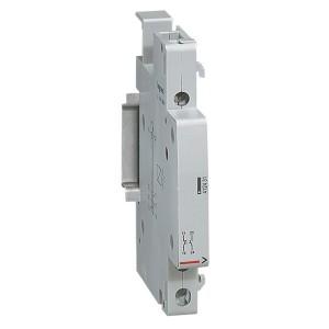Вспомогательный контакт Legrand для контакторов 40-63А CX3 6A 250V 1НО+1НЗ 0,5 модуля