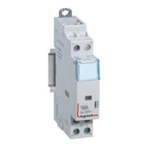 Контактор модульный Legrand CX3 230V 2 полюса 1НО+1НЗ 16А без ручного управления 1 модуля