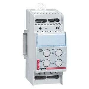 Дистанционный светорегулятор  Legrand для люм. ламп с электорнными баластами 1-10 В 600ВА 50мА 2м