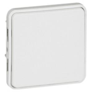 Механизм кнопки Legrand Plexo серии Artic IP55 10A, белый