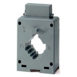 Трансформатор тока ABB CT3/200/5A, 3ВА, класс 0.5, проходного типа под шину 30х10