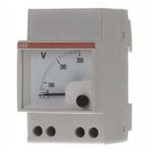 Вольтметр ABB VLM 1/300V модульный переменного тока