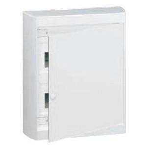 Щит Legrand Nedbox накладной на 24 (+2) модуля (2х12) с шинами N+PE с металлической дверью