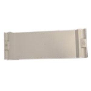 Сплошная лицевая панель на 18 модулей для шкафов Legrand XL3 125