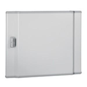 Дверь металлическая выгнутая для шкафов Legrand XL3 160-400 высотой 450мм 2 рейки