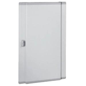 Дверь металлическая выгнутая для шкафов Legrand XL3 160-400 высотой 750мм 4 рейки