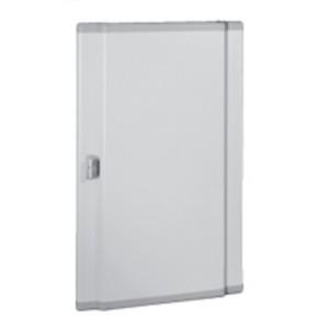 Дверь металлическая выгнутая для шкафов Legrand XL3 160-400 высотой 900мм 5 реек