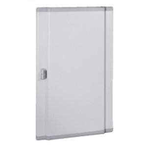 Дверь металлическая выгнутая для шкафов Legrand XL3 160-400 высотой 1050мм 6 реек
