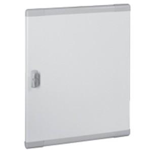 Дверь металлическая плоская для шкафов Legrand XL3 160-400 высотой 1050мм 6 реек