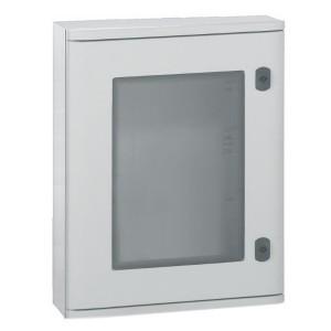 Шкаф из полиэстера Legrand Marina IP66 1020x810x300 со стеклянной дверью