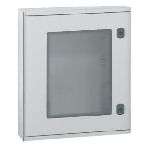 Шкаф из полиэстера Legrand Marina IP66 1220x810x300 со стеклянной дверью