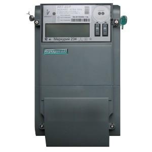 Электросчетчик Меркурий 234 ART-03PR 5-10А 220/380В многотарифный транс. включения RS-485 ЖКИ
