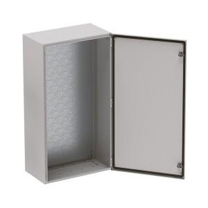 Навесной металлический влагозащищенный шкаф DKC ST IP65 1000x800x400мм с монтажной платой