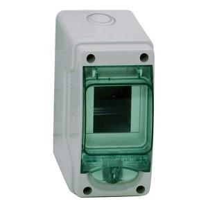 Мини-щиток влагозащищенный KAEDRA IP65 на 2-3 модуля 150х80х98