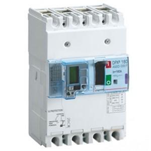 Дифференциальный автомат Legrand DPX3 160 4P 160А тип А селективный 16kA