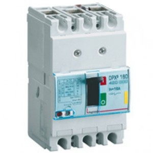 Автоматический выключатель Legrand DPX3 160 3P 125А 36kA (автомат)