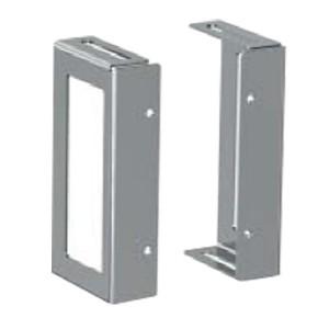 Боковой держатель для секционных монтажных плат, В300мм, 1упаковка - 2шт.