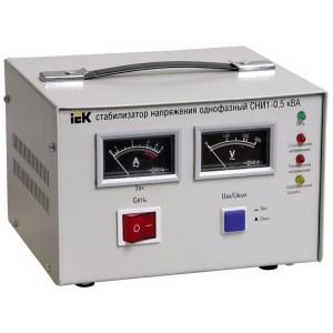 Стабилизатор напряжения СНИ1-1,5 кВА однофазный ИЭК