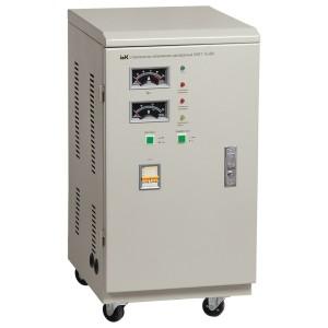 Стабилизатор напряжения СНИ1-15 кВА однофазный ИЭК