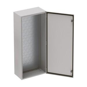 Навесной металлический влагозащищенный шкаф DKC ST IP65 1200x600x200мм с монтажной платой