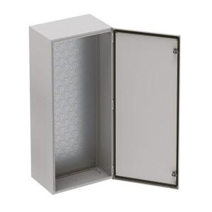 Навесной металлический влагозащищенный шкаф DKC ST IP65 1200x600x300мм с монтажной платой