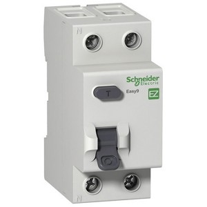 УЗО Easy9 2П 25А 10мА AC 230В Schneider Electric
