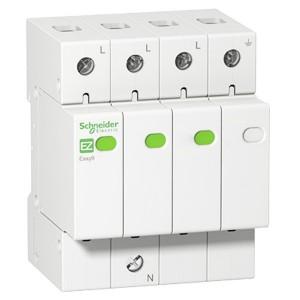 Ограничитель перенапряжение (УЗИП) EASY9 3П+Н 45кА 400В Schneider Electric