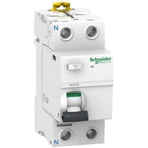 УЗО Acti 9 iID K 2П 25A 30mA AC Schneider Electric 2 модуля