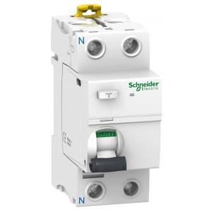 УЗО Acti 9 iID 2П 25A 300mA AC Schneider Electric 2 модуля