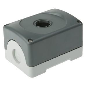 Корпус кнопочного поста ABB MEP1-0 на 1 элемент пластиковый