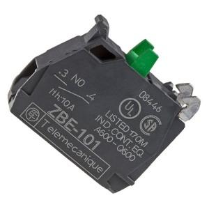 Контактный блок Schneider Electric ZBE101 1НО