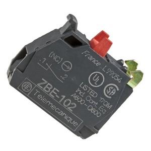 Контактный блок Schneider Electric ZBE102 1НЗ