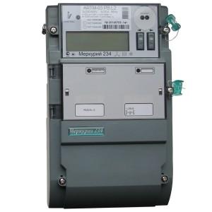 Электросчетчик Меркурий 234 АRTM-03PBR.L2 5-10А 220/380В многотарифный транс. включения RS485 PLCII
