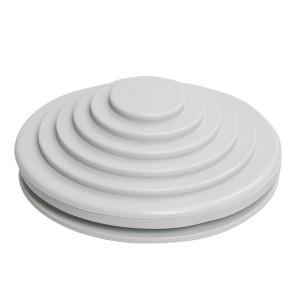 Сальник d25мм (диаметр отверстия бокса 27мм) серый ИЭК