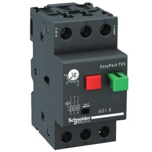 Автомат защиты электродвигателя Schneider Electric EasyPact TVS 0,25-0,4A